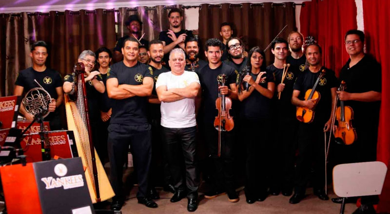 Orquestra Yankees In Concert